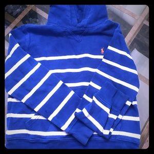 Ralph Lauren Polo Sweatshirt size 8 Boys